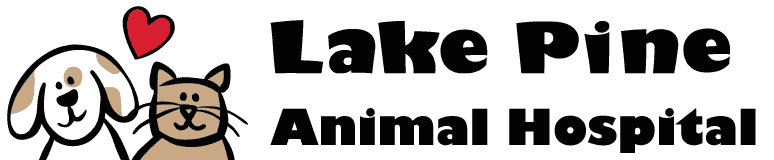 Lake Pine Animal Hospital Mobile Retina Logo